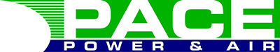 Pace Power & Air Logo