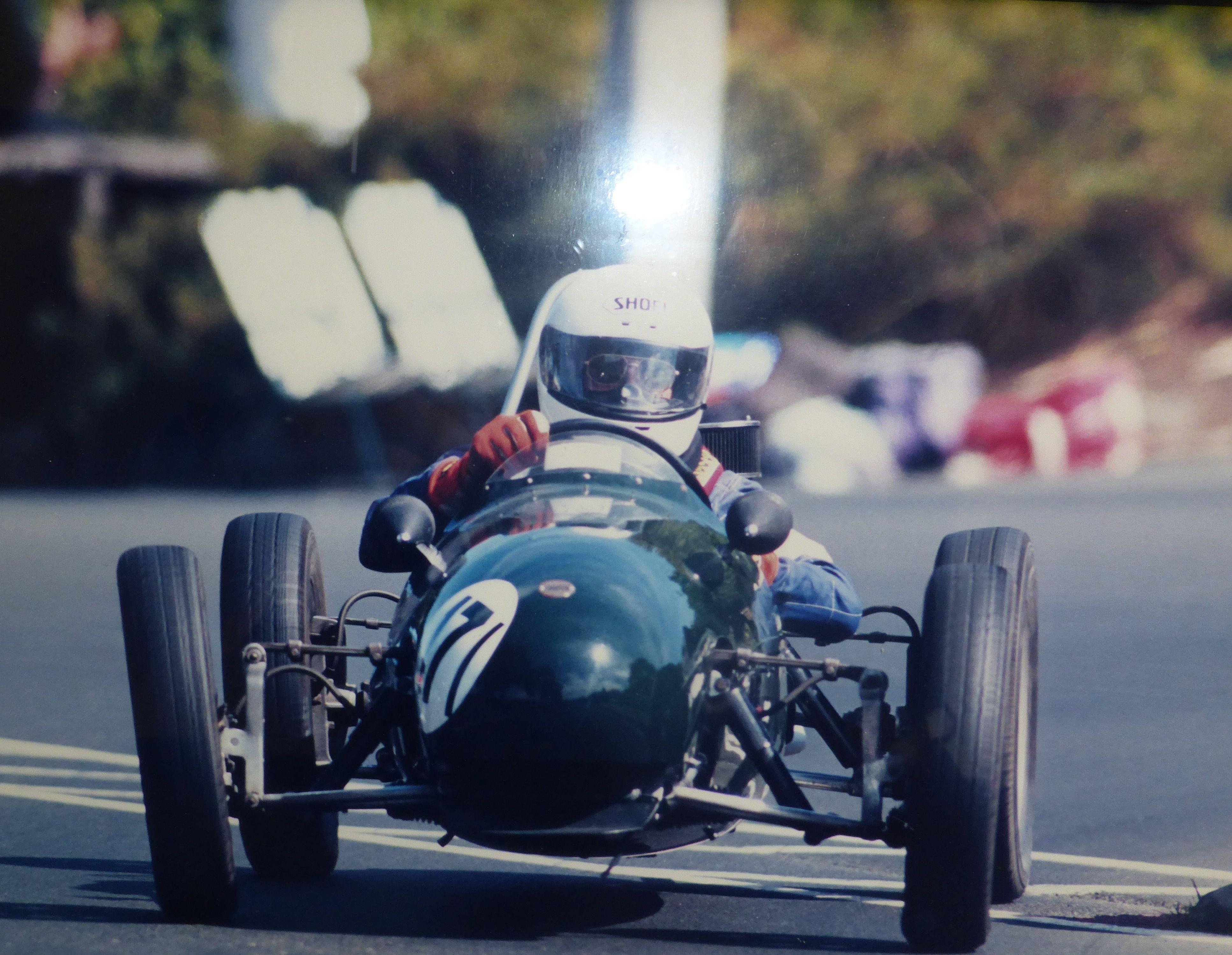 Allan Woolf Car