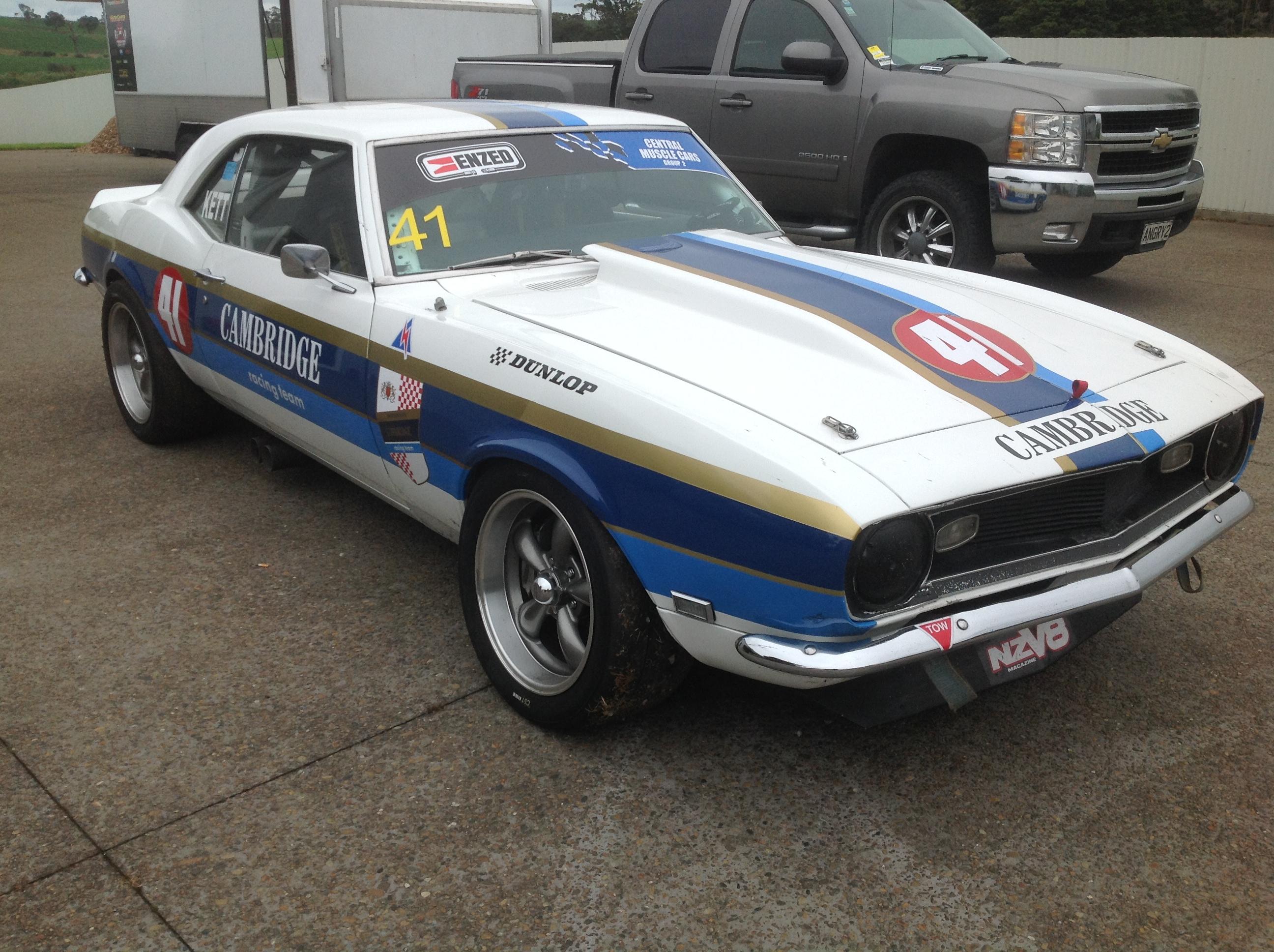 Bruce Kett Car