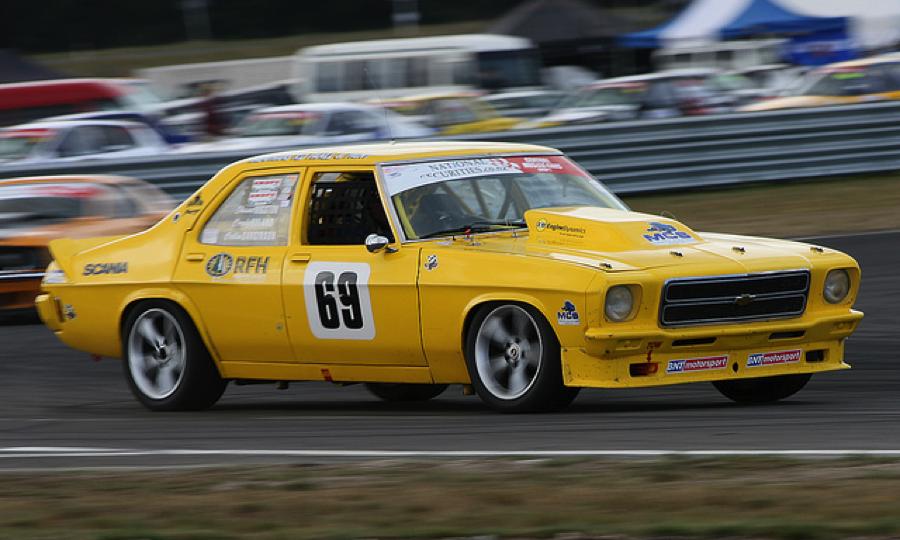 Colin Sargison Car