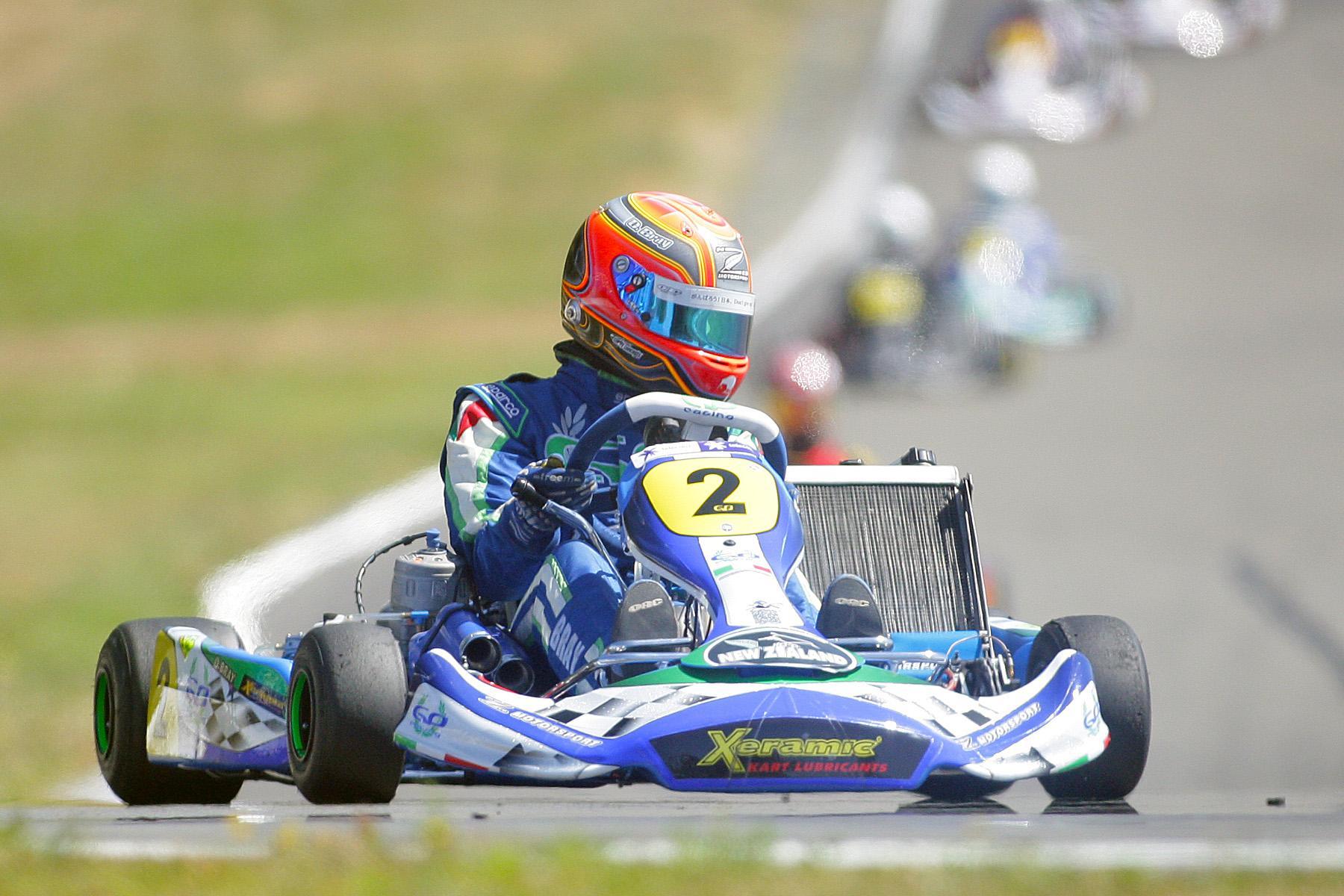 Daniel Bray Kart