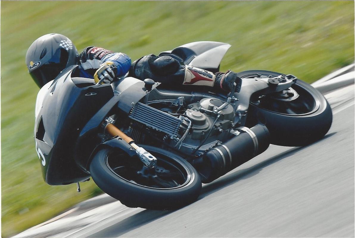 Gordon Molesworth Bike