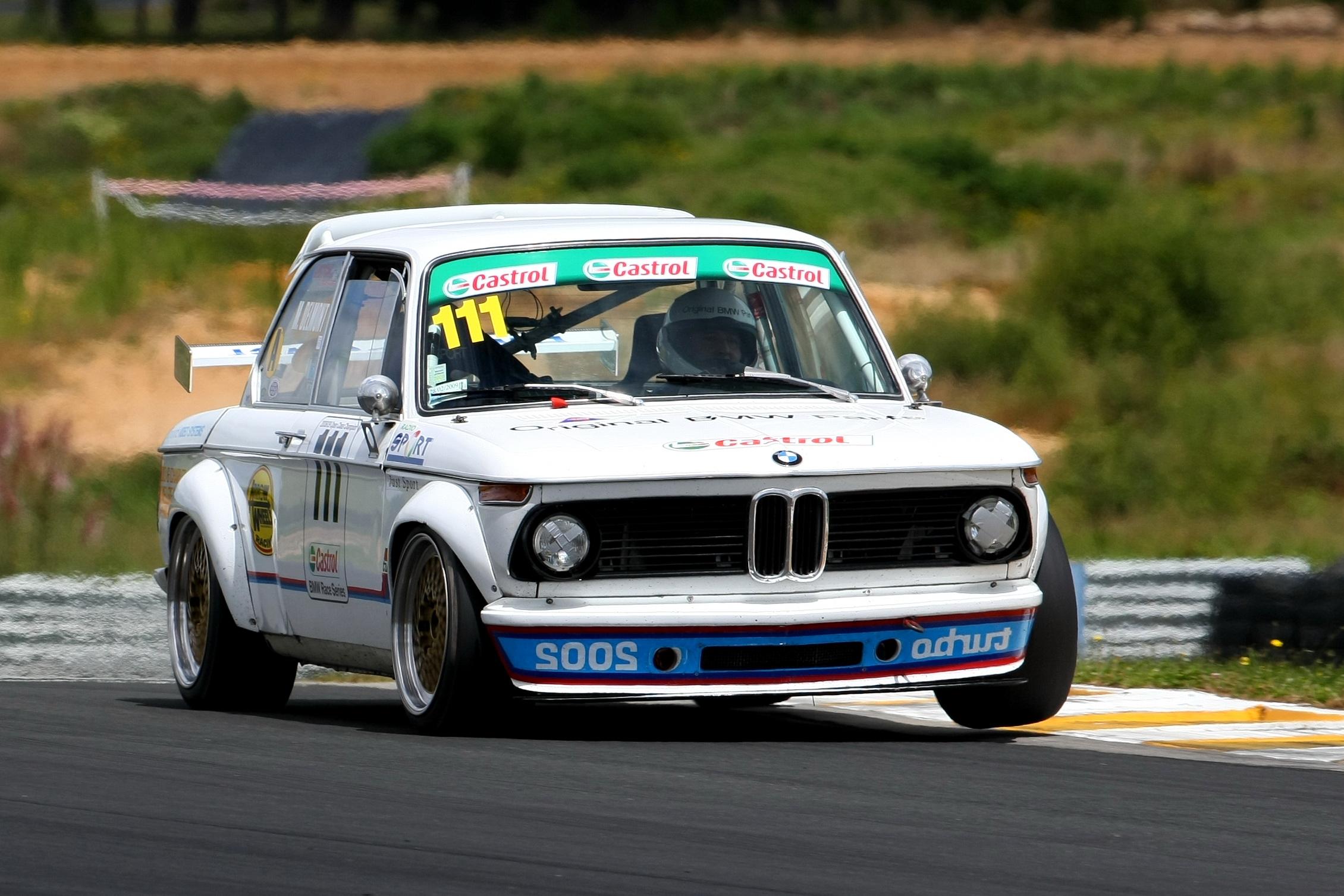 Michael Delmont Car