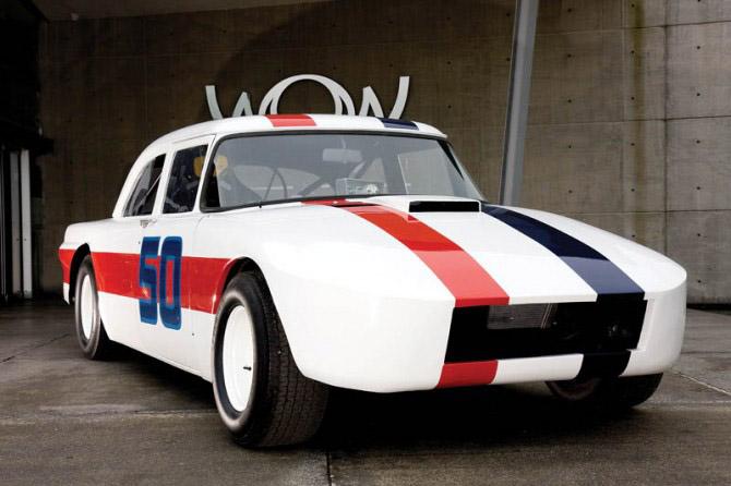Robert Bartley Car