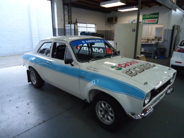 Ross Dunkerton Car
