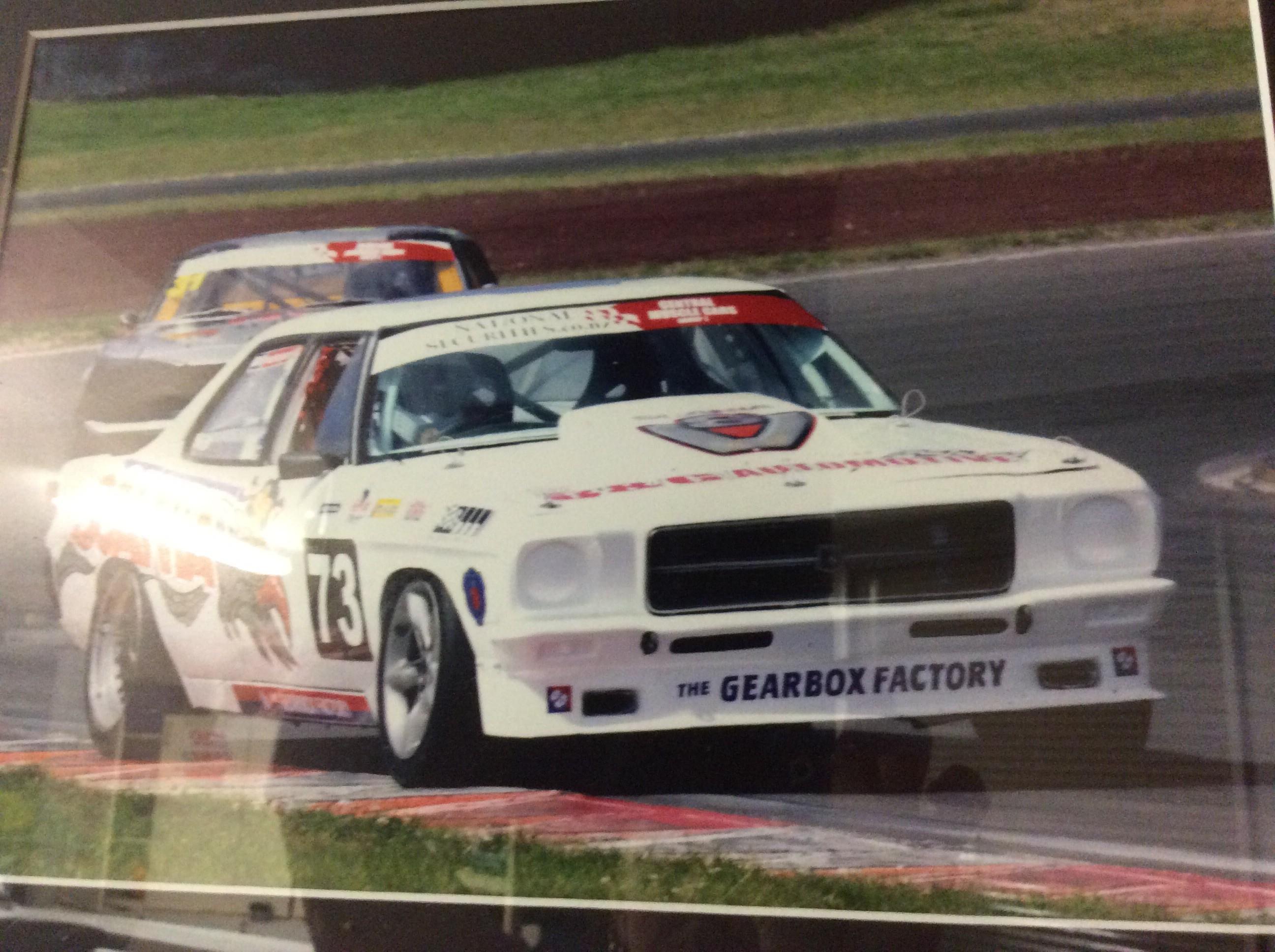 Shane Wigston Car
