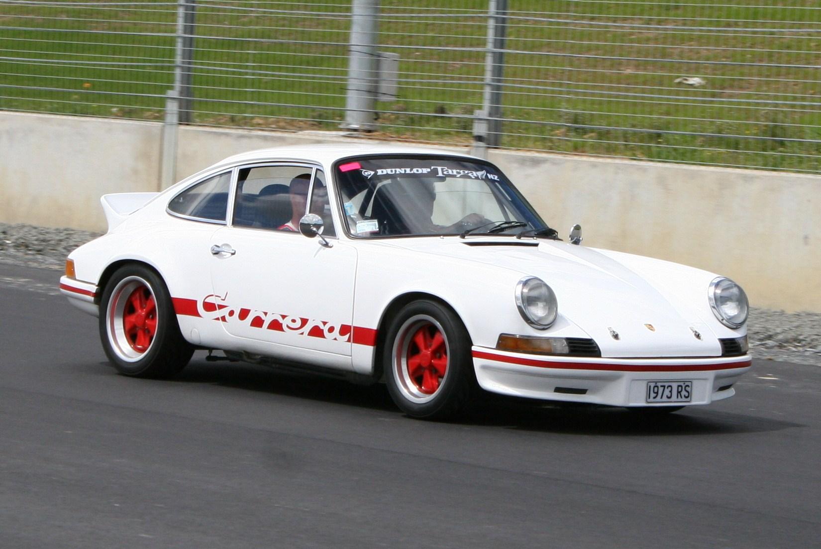Steve Rasmussen Car